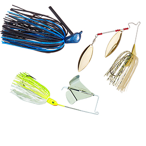 Mồi Spiner bait / Spoon / Jig head