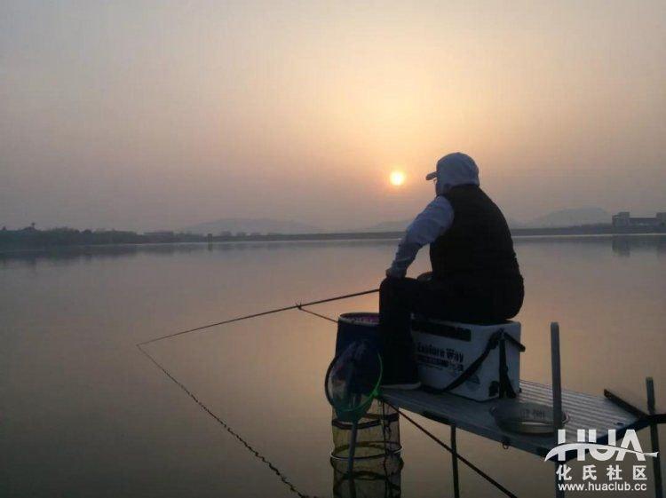 Chọn vị trí ngồi câu cá